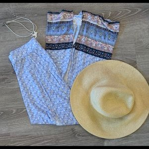 Dresses & Skirts - 👒Boho maxi skirt with front slits